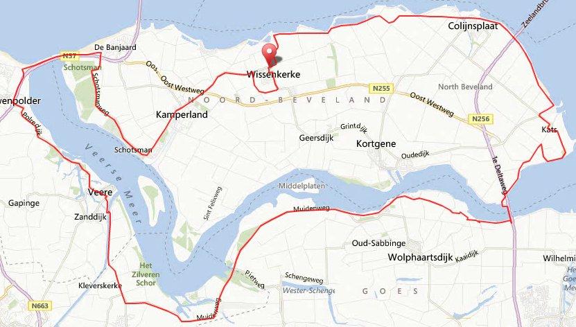 zondag 18-08-13 63 km