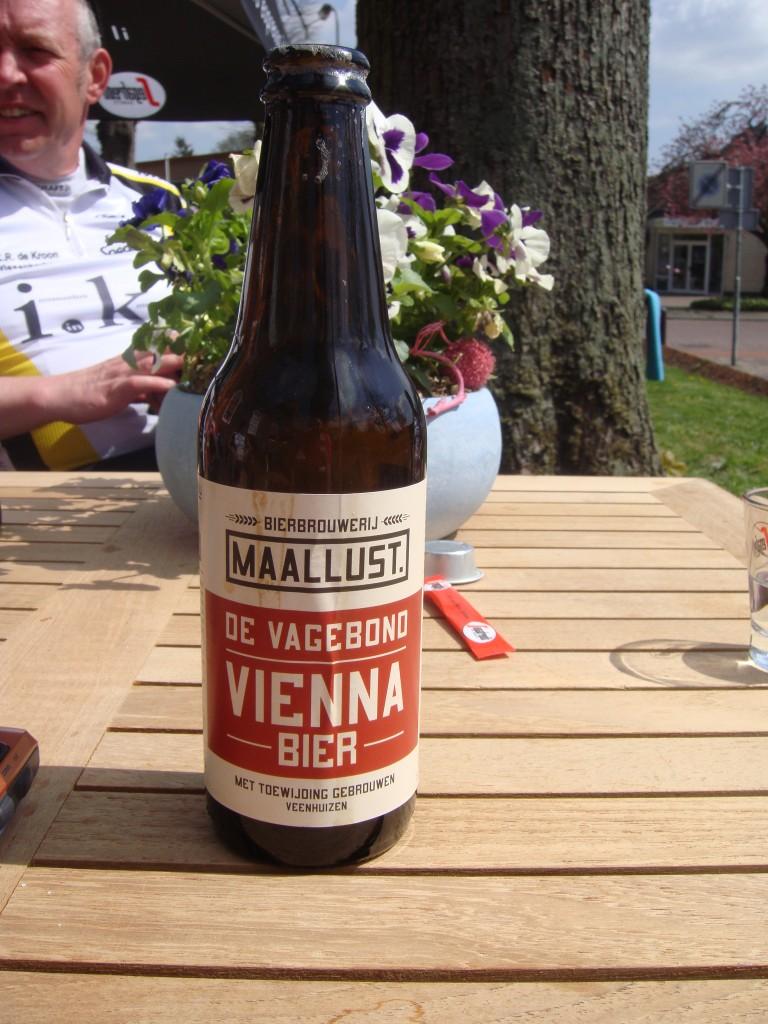 Lekker biertje gebrouwen door Zware Jongens in Veenhuizen