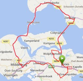 Ride for the Roses (106km)