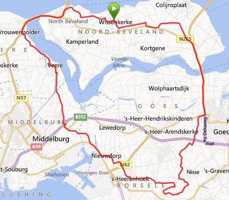 69 km Zondag 23-04