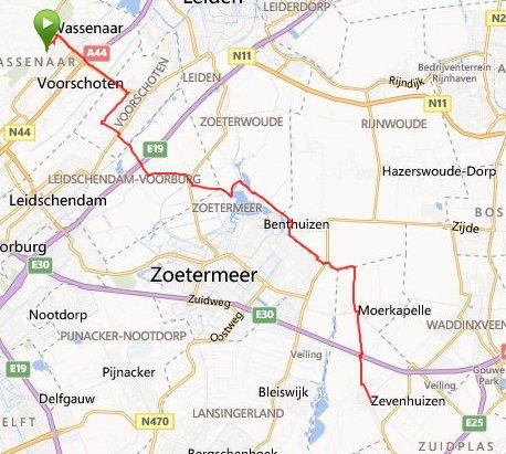 Wassenaar - Zevenhuizen