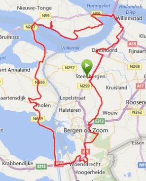 KMC 125 km