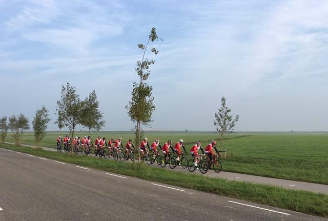 Onderweg bij Geersdijk richting Yerseke