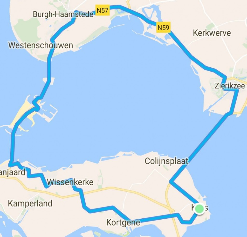 Groep 2 61 km