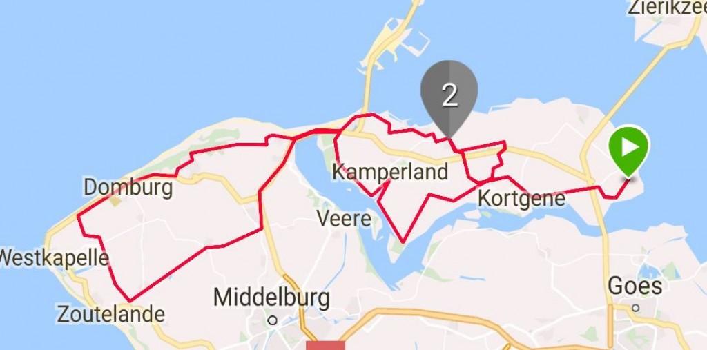 Dinsdag 05-09-2017 70 km 28,4 gem.
