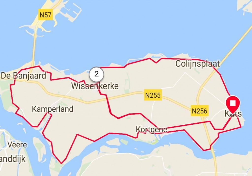 Rondje Peeland 51 km