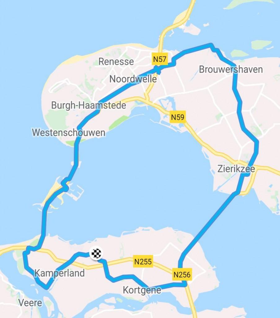 Donderdag 12-07-2018 Speedgroep