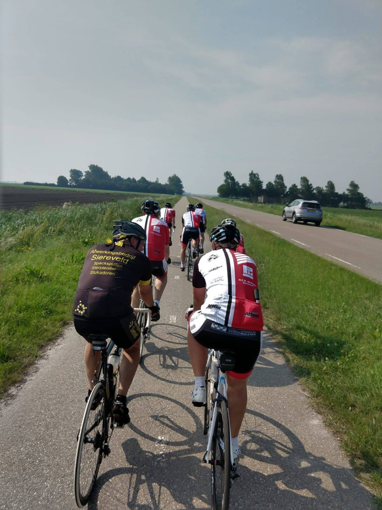 onderweg in Schouwen